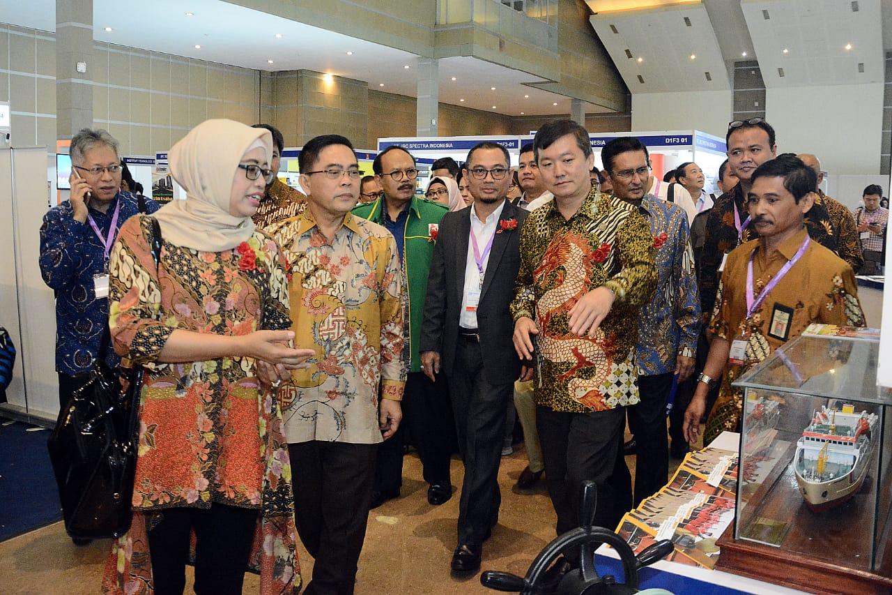 INDONESIA DIGITAL SHIP FORUM 2018 JIEXPO JAKARTA